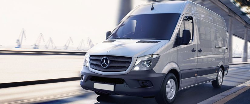 featured vans for hire