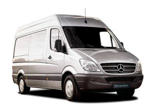 mercedes-Sprinter-Van